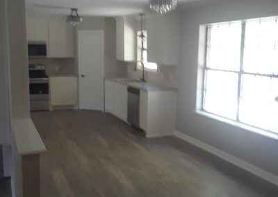 After Interior Painting Residence Kitchen in New Diana, TX