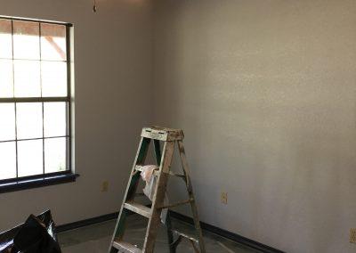 Gladewater Interior Bedroom Painting