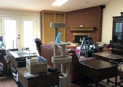 Residential Interior - Hallsville